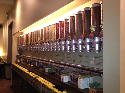Argo Tea Cafe New York