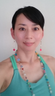Kazue Aoki, a certified instructor at Be Yoga Japan, Hiroo, Tokyo
