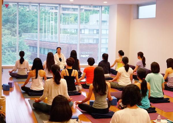 27th Be Yoga Japan 200-Hour Teacher Training Course - Final Lesson