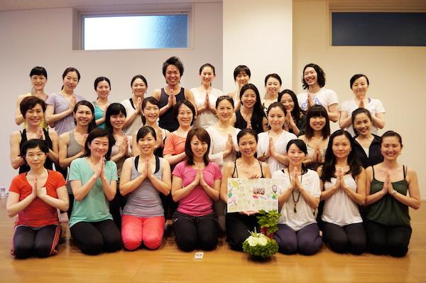 27th Be Yoga Japan 200-Hour Teacher Training Course - Graduates