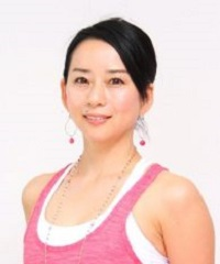 Kazue Watanabe, a certified instructor at Be Yoga Japan, Hiroo, Tokyo
