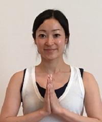 Mari Yoshimura, a certified instructor at Be Yoga Japan, Hiroo, Tokyo