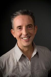 Carlos Pomeda, a San Skrit lecturer & yoga instructor