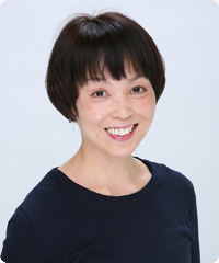 Chiharu Ueyama, a certified instructor at Be Yoga Japan, Hiroo, Tokyo