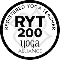 Yoga alliance registered yoga teacher 200 hour course logo