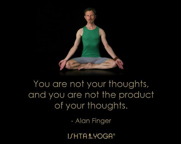 2013 Ishta yoga quote by Alan Finger 6